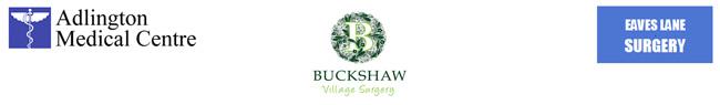 Adlington Medical Centre, Buckshaw Village Surgery, Eaves Lane Surgery